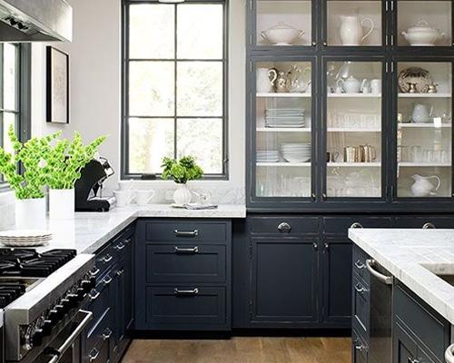 厨房橱柜样式种类繁多