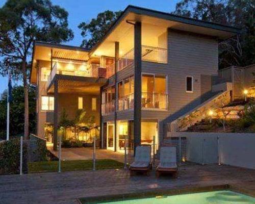 好莱坞最具潜力的少女斯嘉丽·约翰逊的奢华豪宅