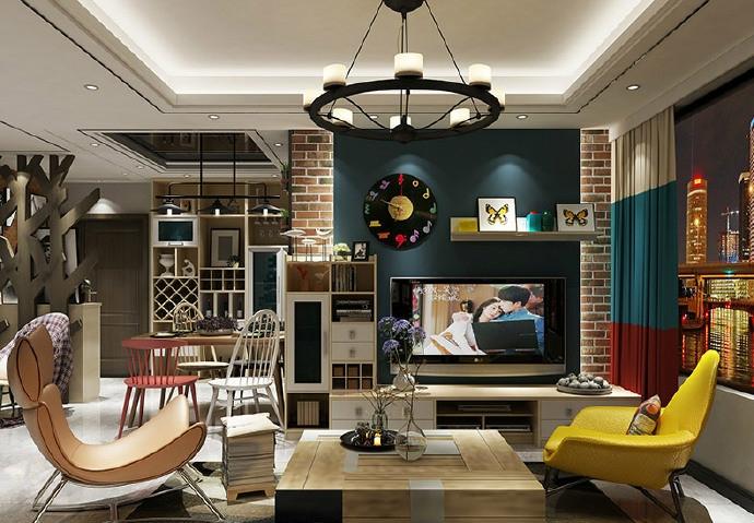 家具总能弥补空间小的缺憾