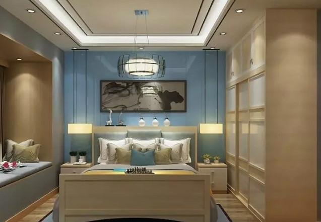 流行的卧房设计