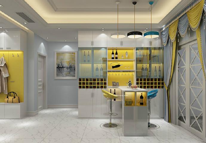 宁波居正家居有限公司教你巧妙利用空间设计