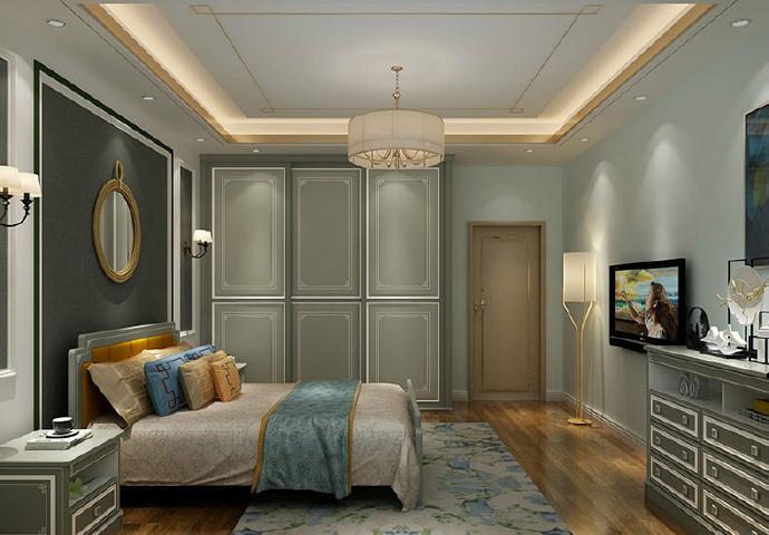 卧房衣柜定制系列给人满满的自然灵性