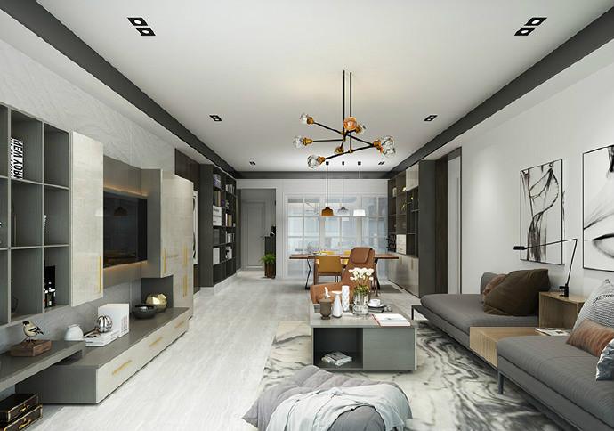 简约舒适让家居风格显得与众不同