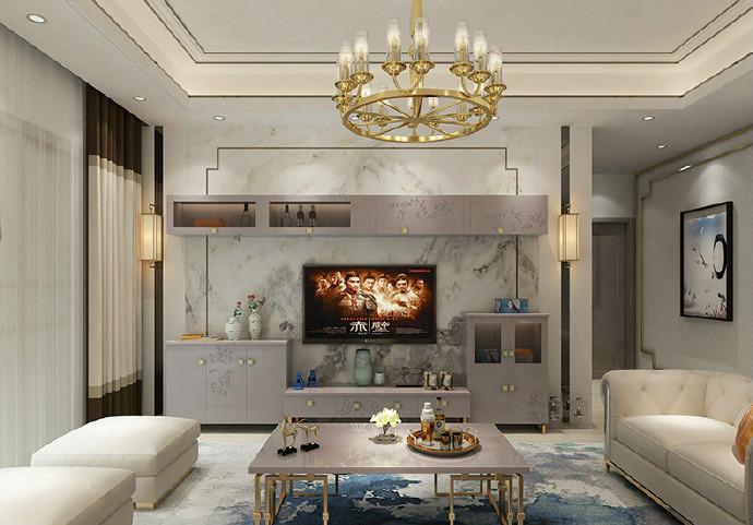 家居设计将空间和视角变得更宽广